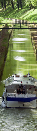 VNF - Feasibility study For sound modules installation on Burgundy Franche-Comté canal